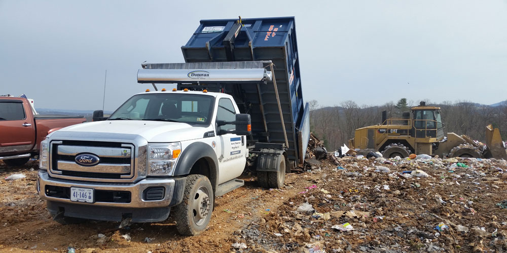 Scenic Mountain Recycling And Garbage Hauling 540 801